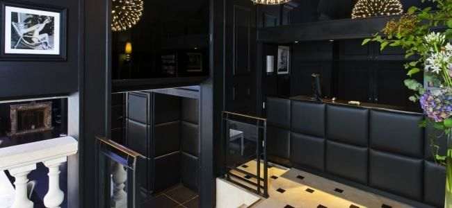 Hotel Icone - Reception