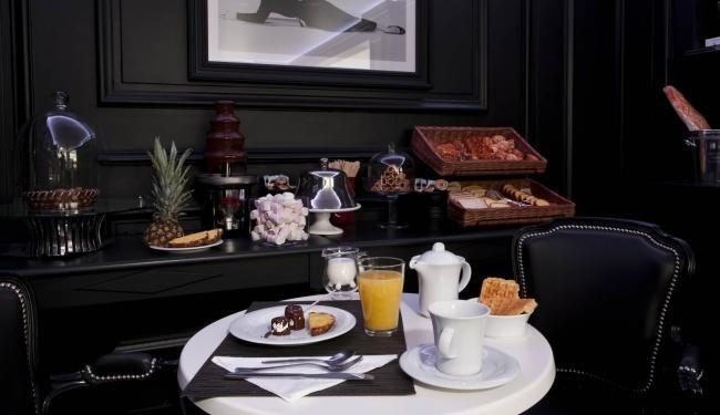 Hotel Icone - Breakfast